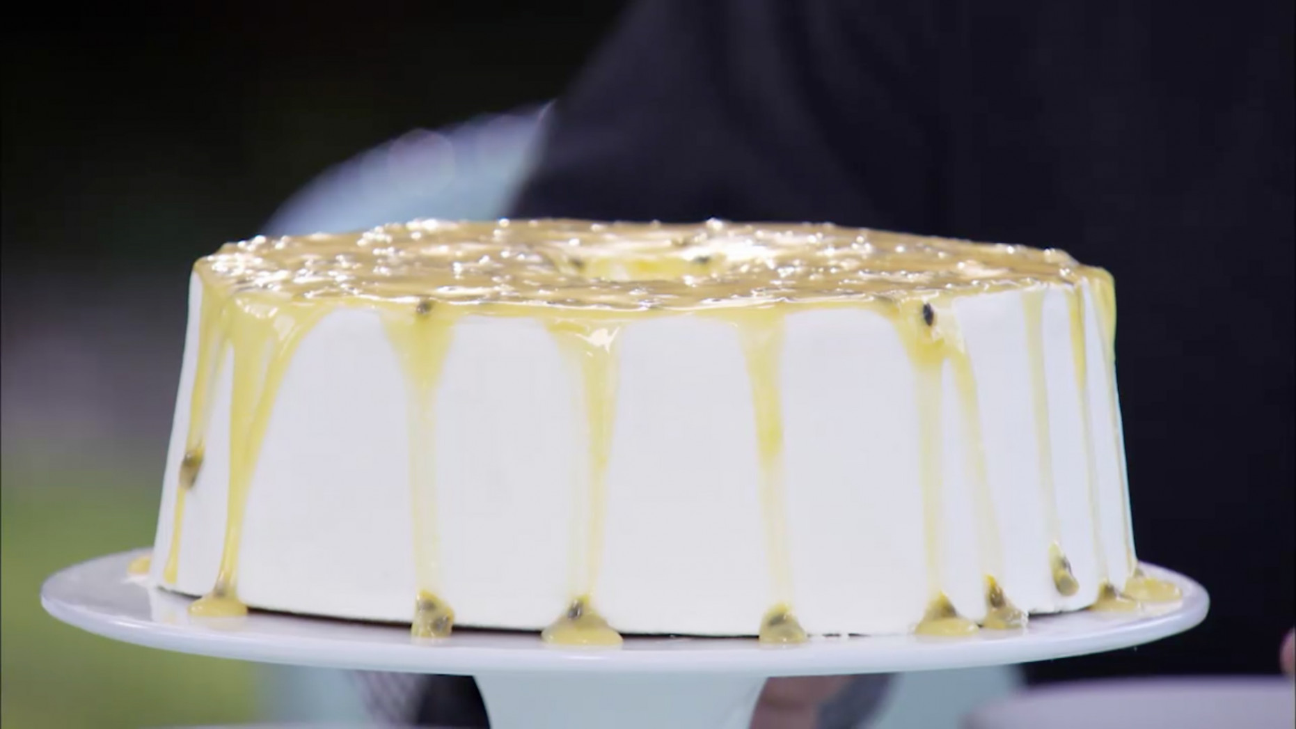 Angel Food Cake with Lemon Curd Recipe | PBS Food - recipes using angel food cake