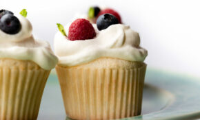 Angel Food Cupcakes – Recipes Using Angel Food Cake