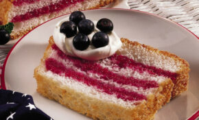 Angel Food Flag Cake – Recipes Using Angel Food Cake Mix