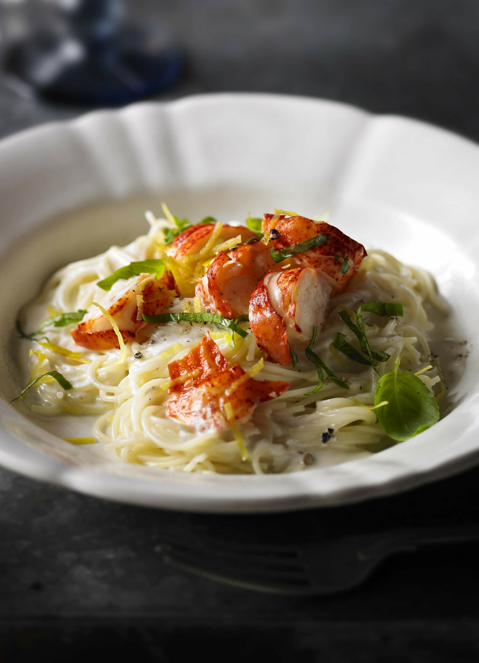 Angel Hair Pasta Recipe With Lobster - Olive Magazine - Quick And Easy Dinner Recipes
