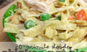 Another Easy One Dish Kid Friendly Dinner Idea Ready In ..