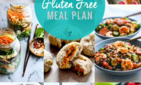 Anti Inflammatory Gluten Free Meal Plan {Recipes And ..