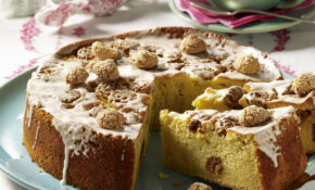 Apple And Amaretto Cake | RecipesPlus – Low Cholesterol Recipes Dinner
