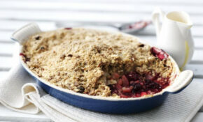 Apple And Blackberry Crumble Recipe – BBC Food – Bbc Food Recipes