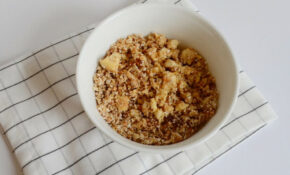 Apple And Buckwheat Granola – Kasha Recipes Dinner