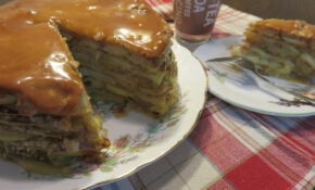 Apple Crêpe Gateau Mont Saint Michel – Recipes Of Food