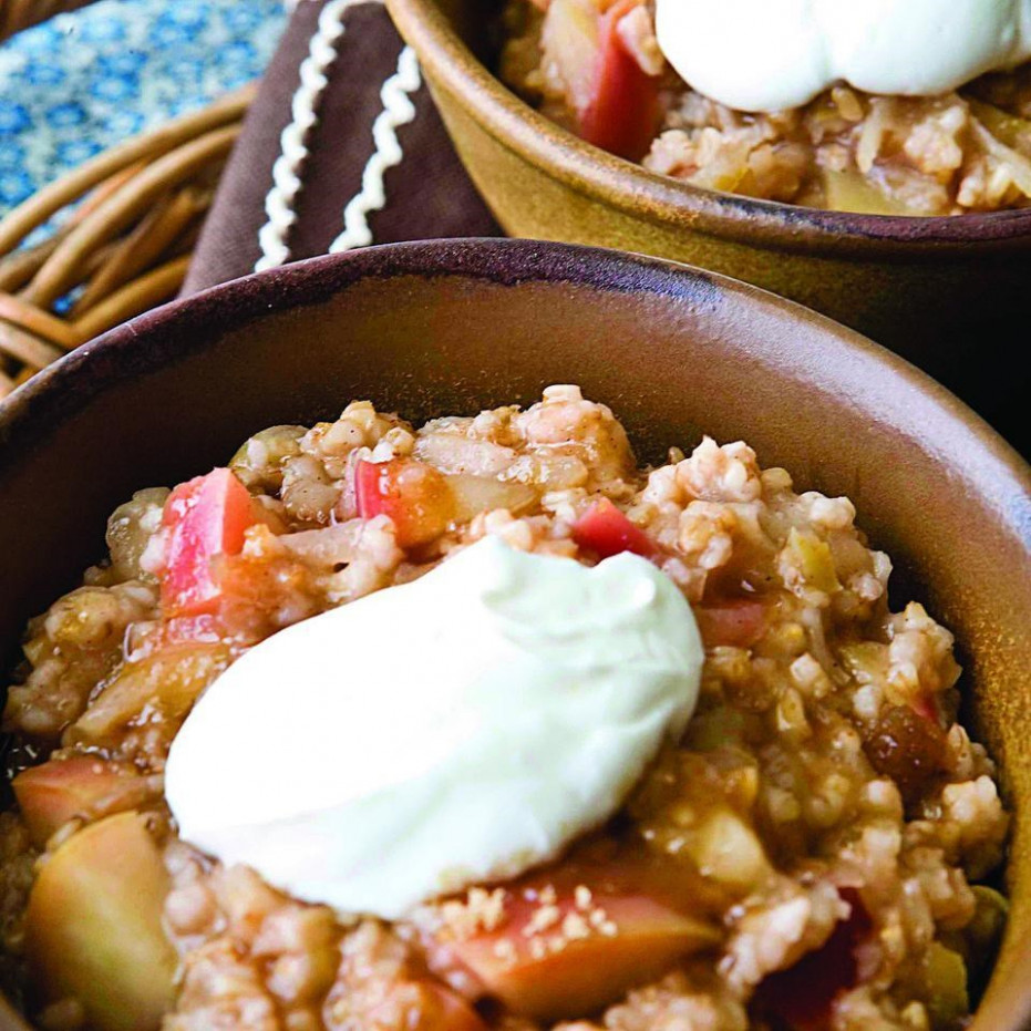 Apple Oatmeal - oatmeal recipes dinner