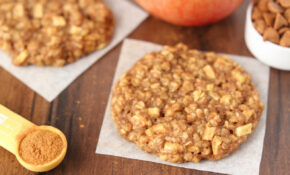 Apple Pie Oatmeal Cookies – Healthy Recipes Apples