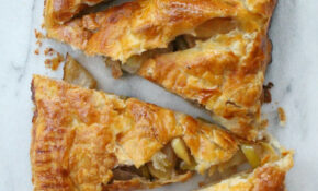 Apple Slab Pie – Puff Pastry Recipes Dinner