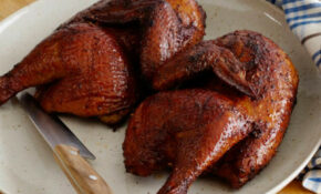 Applewood Smoked Chicken Recipe | The Neelys | Food Network – Recipes Smoked Chicken