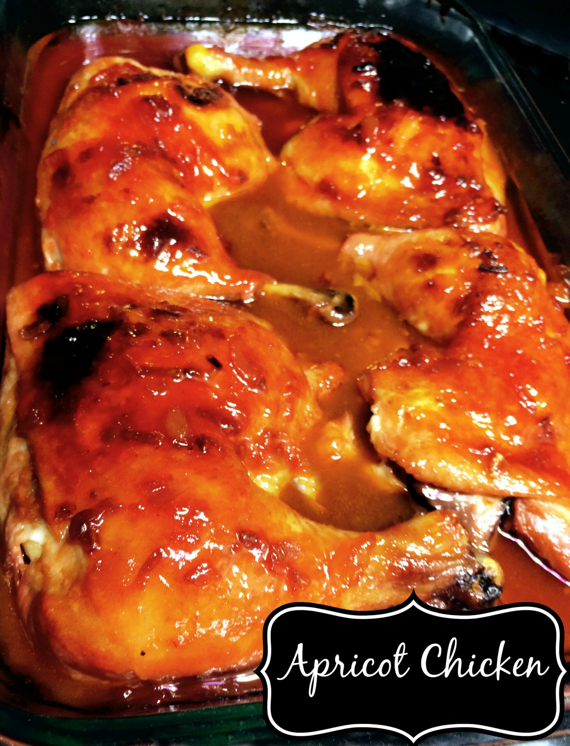 Apricot Chicken - Aunt Bee's Recipes - recipes apricot chicken