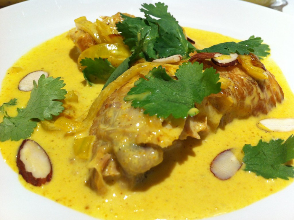 Apricot Chicken Curry - Apricot Recipes Chicken