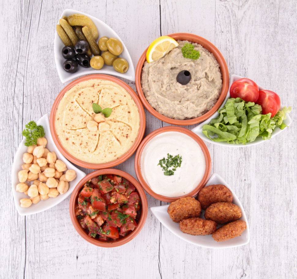 Arabic Cuisine - Arabic Food Recipes With Pictures