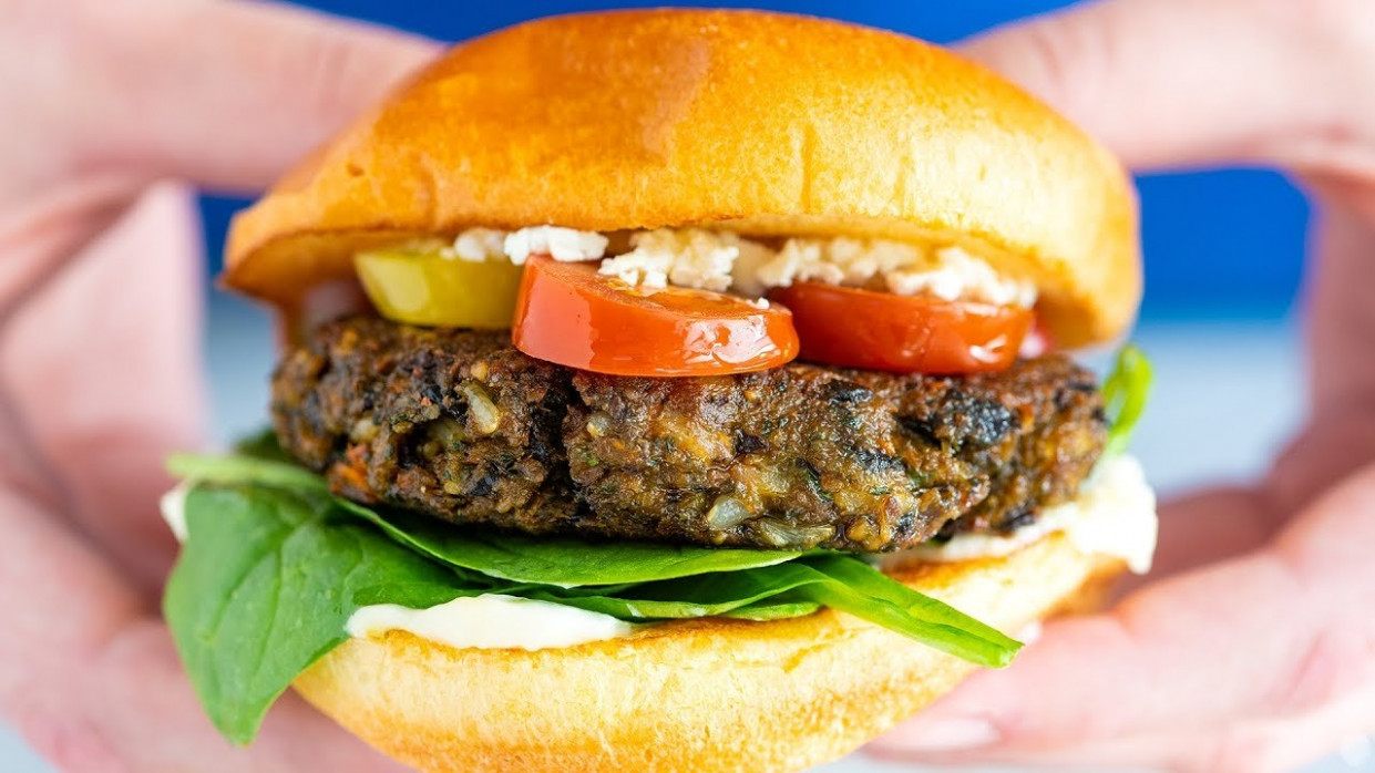 "Arkansas bans the term ""burger"" from veggie products .."