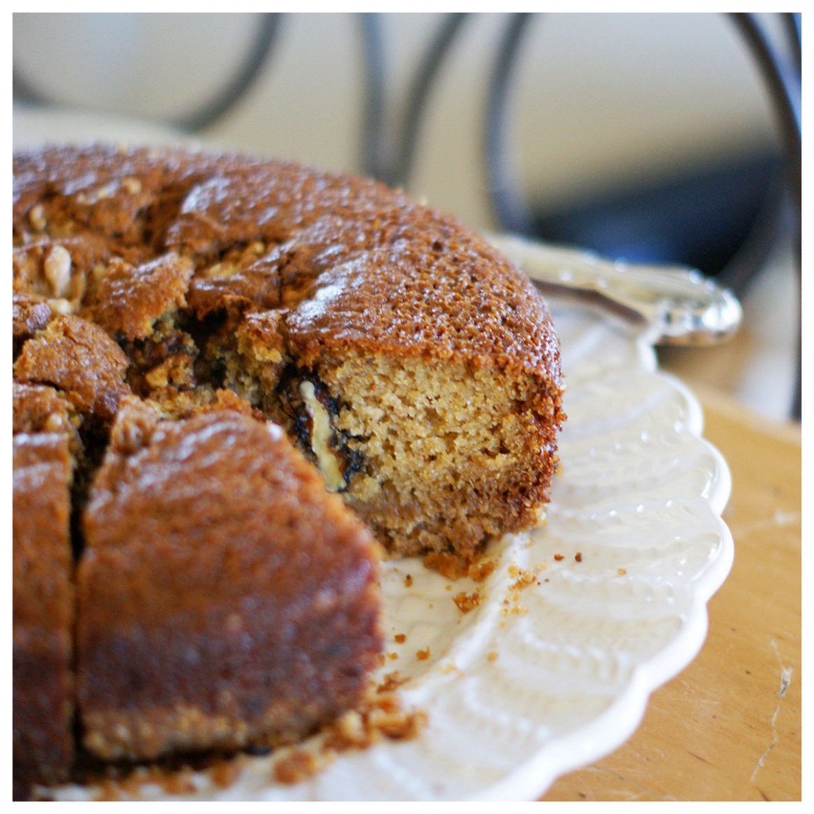 Armenian nutmeg cake recipe : SBS Food - food recipes pictures