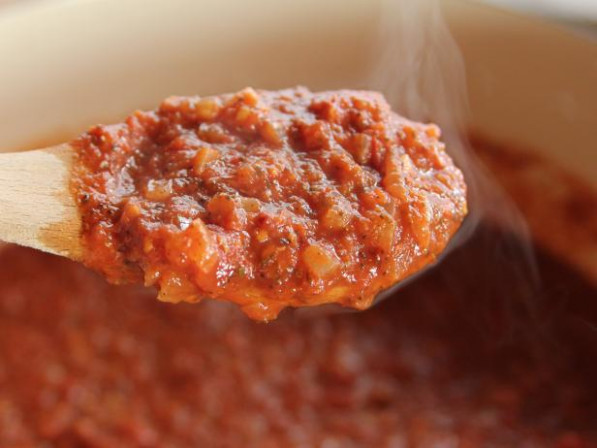 Arrabiata Sauce Recipe | Ree Drummond | Food Network - ree drummond recipes chicken