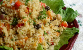 arsenal-scotland: Couscous Salad Recipe Salad Recipes In ...