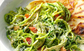 Arugula Pesto Chicken – Recipes Pesto Chicken