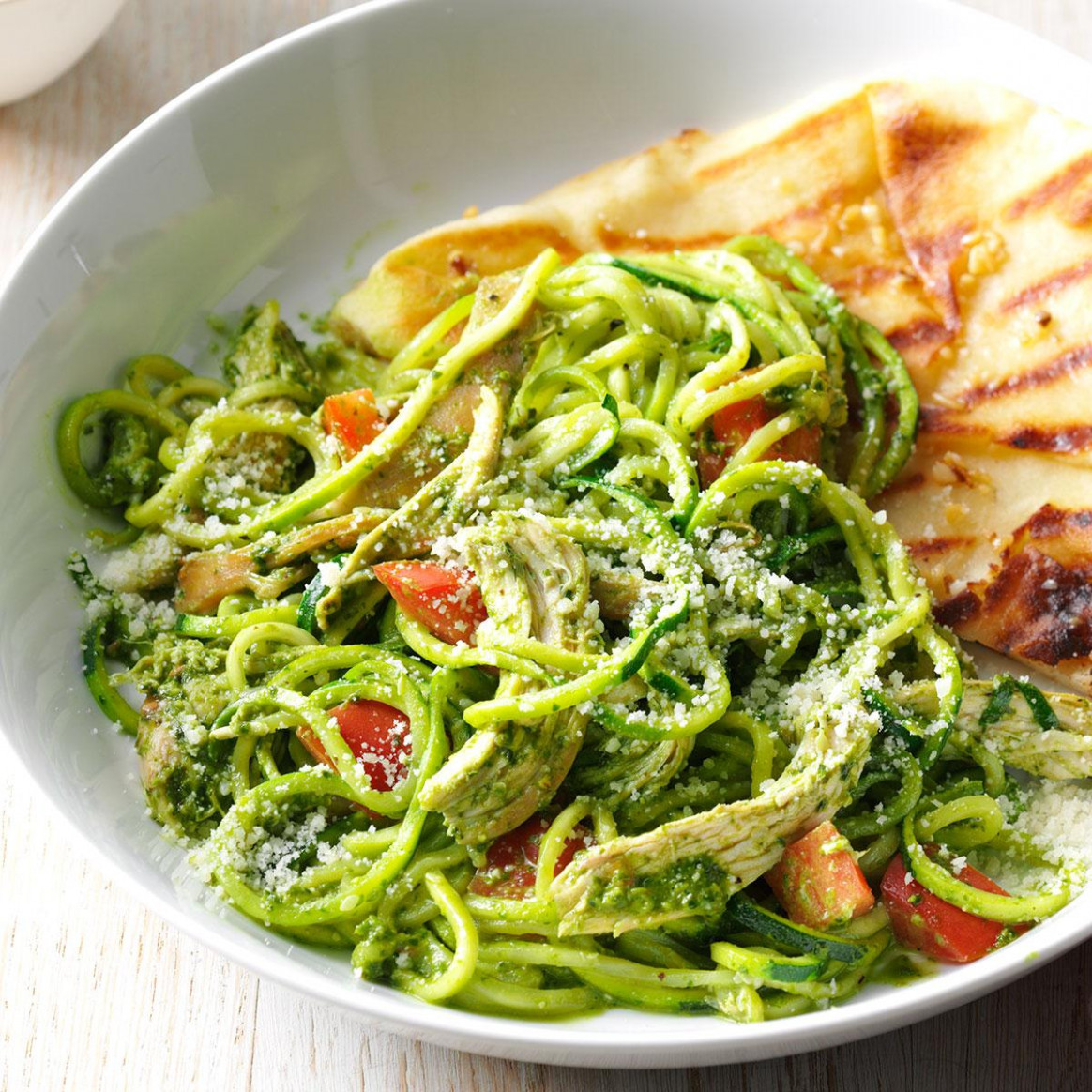Arugula Pesto Chicken - recipes pesto chicken