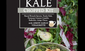 Asiago Kale Chopped Kit | Taylor Farms