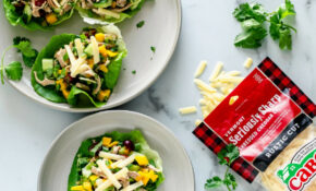 Asian Chicken & Cheddar Lettuce Wraps – Recipes Asian Chicken