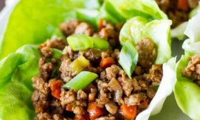 Asian Chicken Lettuce Wraps – Asian Food Recipes