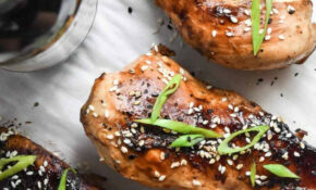 Asian Chicken Marinade – Low Carb Recipes Chicken