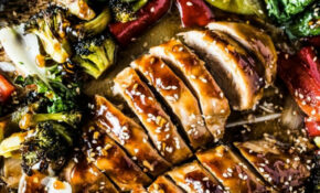 Asian Chicken Sheet Pan Dinner – Dinner Recipes Nigella