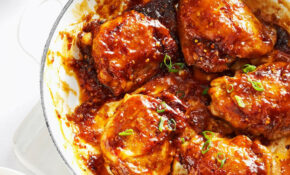 Asian Chicken Thighs – Winter Recipes Chicken