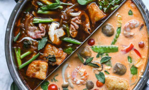 Asian Red Curry Hot Pot Broth – Recipes Easy Chinese Food