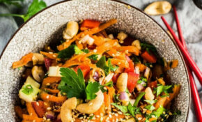 Asian Salad Recipe – Healthy Recipes Salads