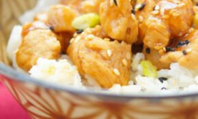 Asian Sesame Instant Pot Chicken – Living Sweet Moments – Recipes Asian Chicken