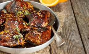 Asian Sweet And Spicy Sticky Chicken – Seasons And Suppers – Chicken Recipes Asian