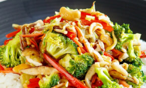 Asian Vegetable Stir Fry – Stir Fry Recipes Vegetarian