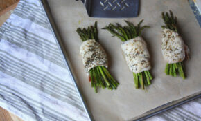 Asparagus And Prosciutto Stuffed Chicken Breast (AIP, Paleo ..