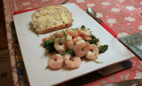 Asparagus, Prawns And Marie Rose Sauce – Food Recipes Quotes