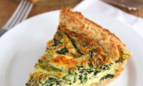 Asparagus Quiche Recipe – Recipe Vegetarian Quiche Spinach