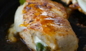 Asparagus Stuffed Chicken Breast Recipe By Tasty – Food Recipes With Chicken Breast