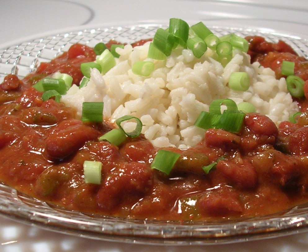 Astoundingly Savory Vegetarian Red Beans and Rice Recipe ..