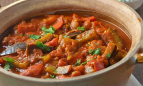 Aubergine & Red Pepper Curry | Recipe | Wallflower Kitchen ...