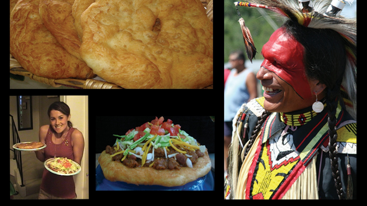 Auntie's Fry Bread Tacos - Sharing Native American Culture ..