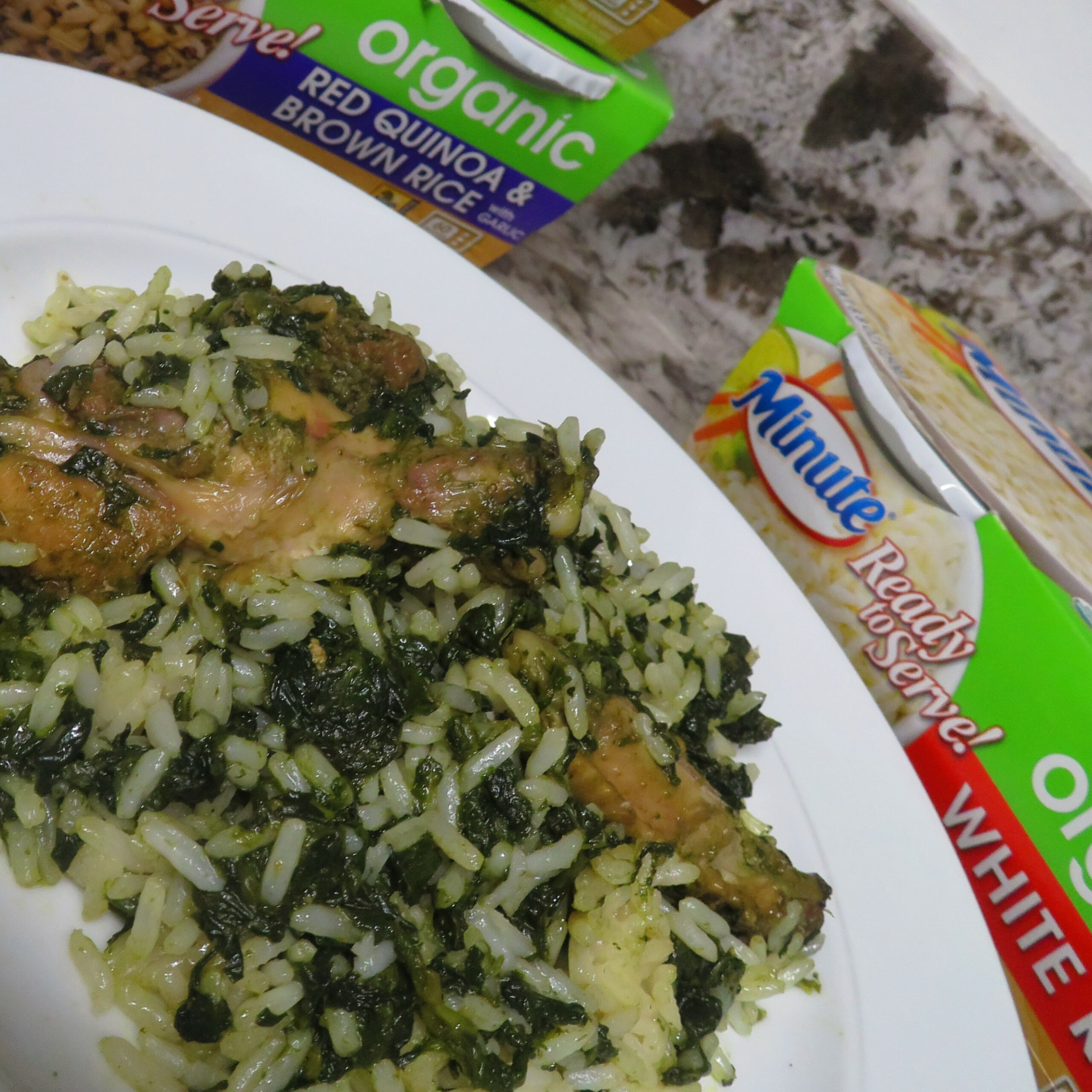 Authentic Liberian Potato Greens | Simple West African Rice ..