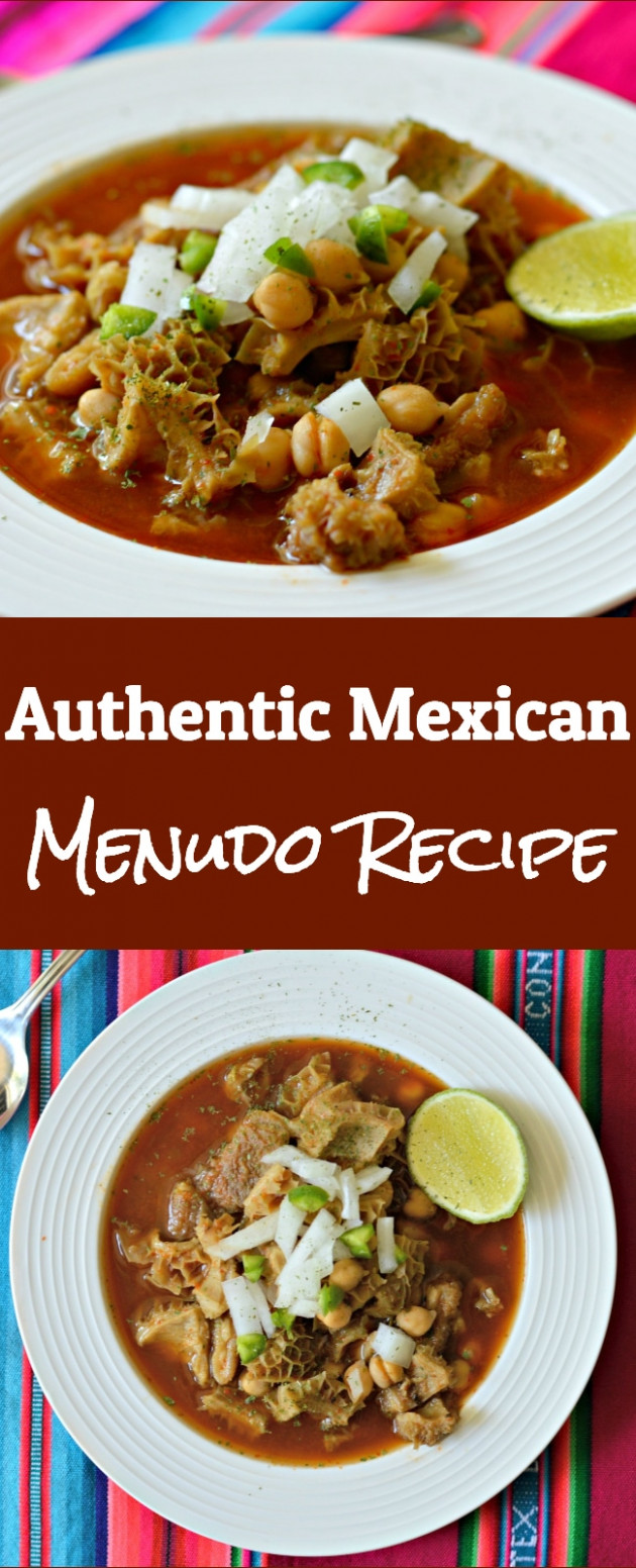 Authentic Mexican Menudo Recipe - recipes authentic mexican food