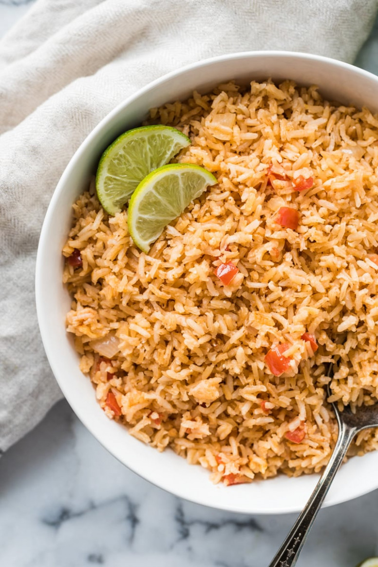 Authentic Mexican Rice Recipe - Isabel Eats {Easy Mexican ..
