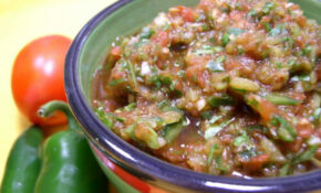 Authentic Mexican Salsa Recipe – Food