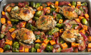 Autumn Chicken Dinner Recipe One Pan! – Cooking Classy – Fall Recipes Chicken