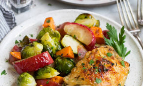 Autumn Chicken Dinner Recipe One Pan! – Cooking Classy – Recipes For Dinner With Chicken