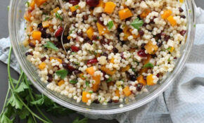 Autumn Couscous Recipe (inspired By A Whole Foods Salad ..