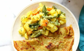 Avial – South Indian Veggie Coconut Curry – Food Recipes Vegan
