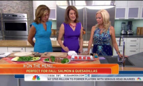 Aviva Goldfarb On The Today Show Cooking With Kathie Lee And Hoda – Today Show Food Recipes